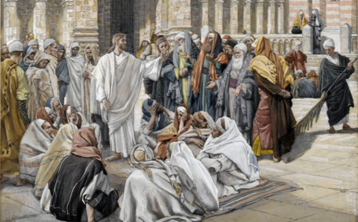 The Pharisees Plot