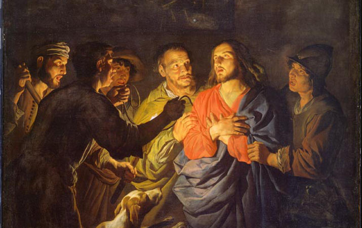 arrest of Jesus