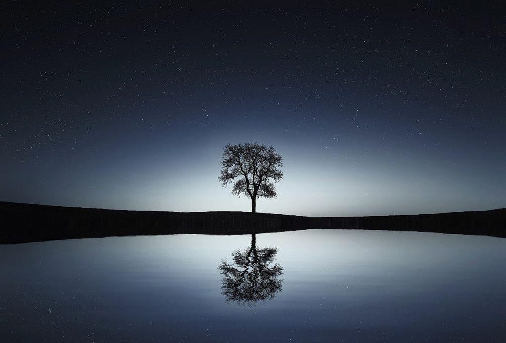 Reflection Of Jesus
