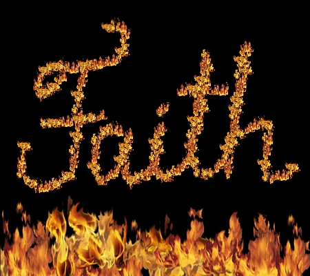 Faith By Hearing – Faith Under Fire