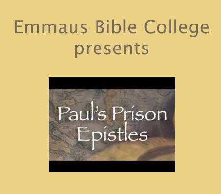 Paul's Prison Epistles