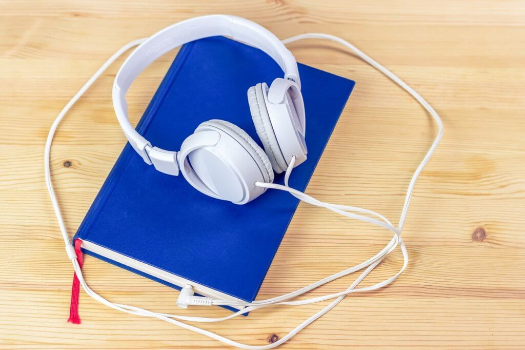advantages of audiobooks