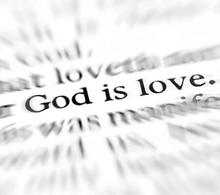 Love – A New Commandment